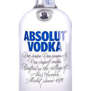 Vodka Absolut Azul 70cl