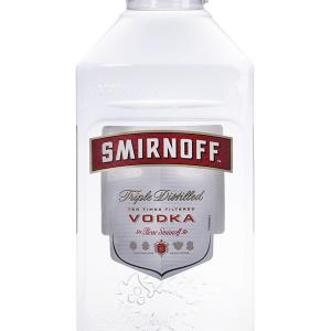 Vodka Smirnoff Petaca Plástico 1 Litro