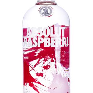 Vodka Absolut Raspberry 1 Litro