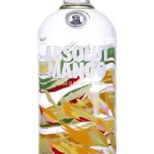 Vodka Absolut Mango 1 Litro