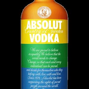 Vodka Absolut Rainbow 70cl