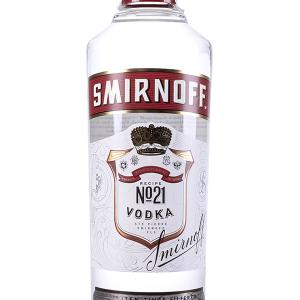 Vodka Smirnoff sin Dosificador 1 Litro