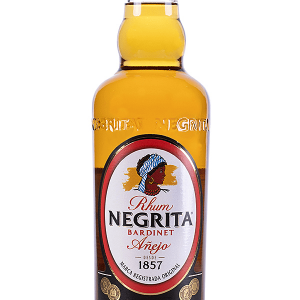 Ron Negrita Bardinet 70cl