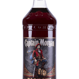Ron Captain Morgan Black 1 Litro
