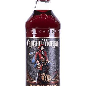 Ron Captain Morgan Black  70cl