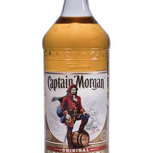 Ron Captain Morgan Spiced 1 Litro