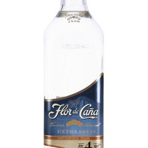 Ron Flor de Caña 4 Años Blanco 70cl