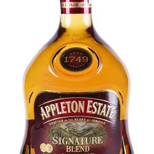 Ron Appleton Signature Blend V/X 70cl