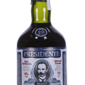 Ron Presidente 19 Años 70cl