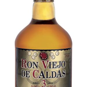 Ron Viejo de Caldas 3 Años 70cl