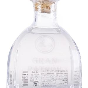 Tequila Patrón Platinum 70cl