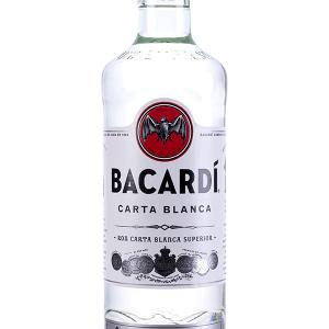 Ron Bacardí Carta Blanca 70cl