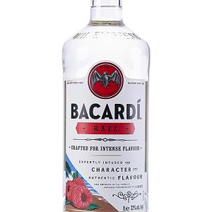 Ron Bacardí Razz Berry 1 Litro