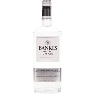 Gin Bankes 1 Litro