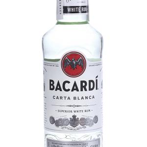 Ron Bacardí Carta Blanca 35cl