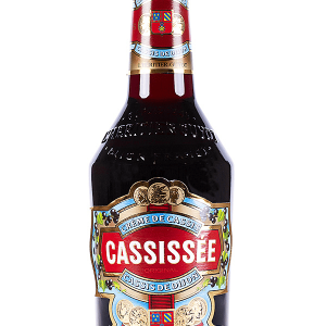 Licor Cassissée Dijon 70cl