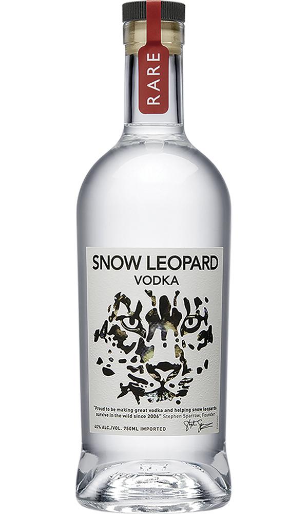 Vodka Snow Leopard 70cl