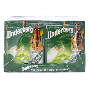 Licor Underberg 3 Botellines 2cl