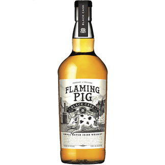 Whisky Flaming Pig 70cl