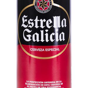 Cerveza Estrella Galicia Lata 33cl Caja 24 Latas
