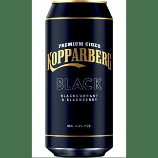 Sidra Kopparberg Black 50cl Caja 24 Latas