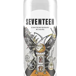 Tónica Seventeen 1724 Caja 24 Botellines 20cl