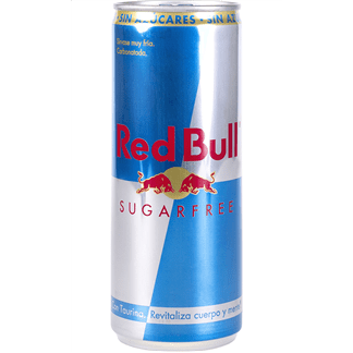 Red Bull Sugar Free 25cl Caja 24 Latas