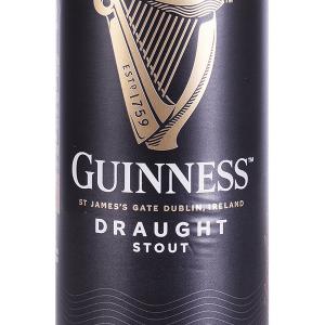 Cerveza Guinness Lata 50cl en Pack 8 Und. Caja 24 Latas