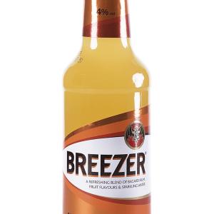 Bacardí Breezer Naranja 27cl Caja 24 Botellas