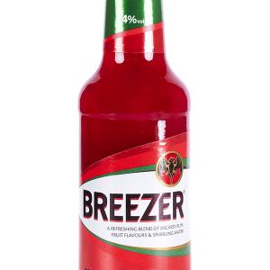 Bacardí Breezer Sandia 27cl Caja 24 Botellas