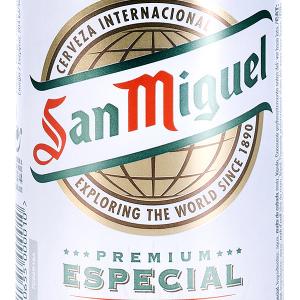 Cerveza San Miguel Lata 33cl Caja 12 Latas