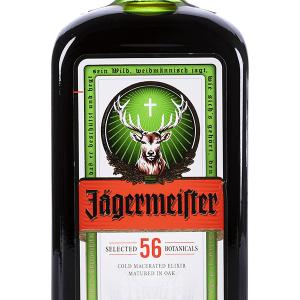 Licor Jägermeister 1 Litro