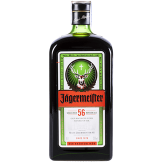 Licor Jagermeister sin Dosificador 1 Litro