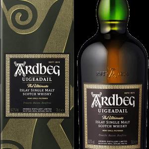 Whisky Ardbeg Uigeadail Malta 70cl