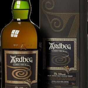 Whisky Ardbeg Corryvreckan Malta 70cl