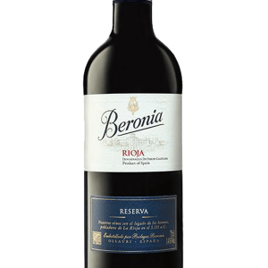 Beronia Reserva Tinto 75cl