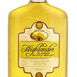 Whisky Highlander Petaca 20cl
