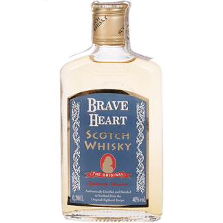 Whisky Brave Heart Petaca 20cl