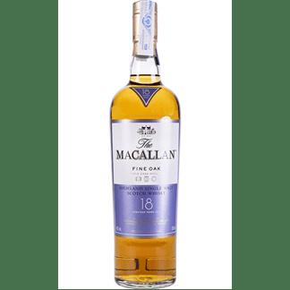 Whisky Macallan 18 Años 70cl