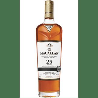 Whisky Macallan 25 Años 70cl