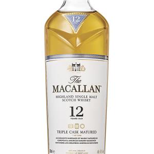 Whisky Macallan 12 Años Triple Cask 70cl