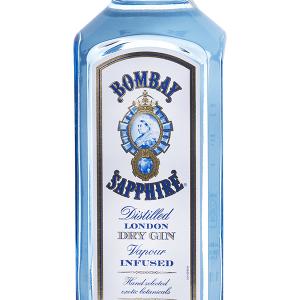 Gin Bombay Sapphire sin Dosificador 1 Litro