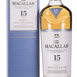 Whisky Macallan 15 Años 70cl