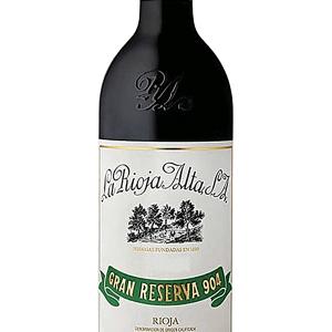 Rioja Alta 904 Tinto Gran Reserva 75cl