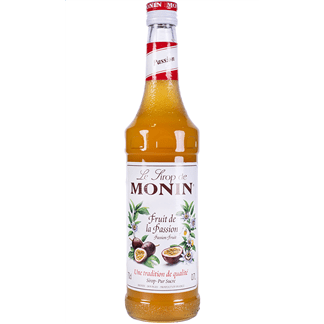 Jarabe Monín Maracuya Fruta de la Pasión 70cl
