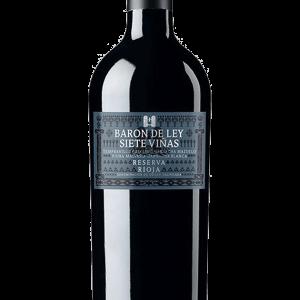 Barón de Ley 7 Viñas Reserva Tinto 75cl