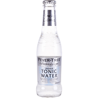Tónica Fever Tree Natural Light Caja 24 Botellines 20cl