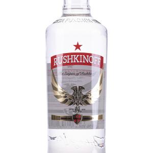 Vodka Rushkinoff 30 Grados 1 Litro
