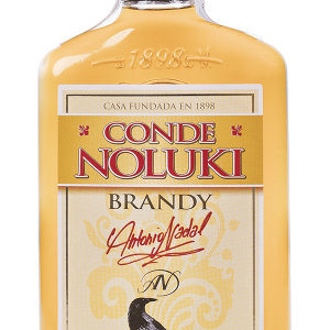 Brandy Conde Noluki Petaca 20cl