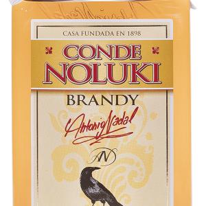 Brandy Conde Noluki Petaca 35cl